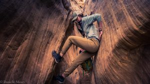 Ding and Dang Slot Canyons: Canyoneering Utah