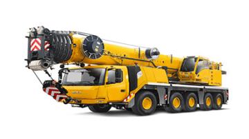 Grove All Terrain Mobile Crane 130 ton