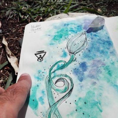 Libertação das cordas - senhor do tempo - consciencia divina meditação - eu superior - atlas do ser