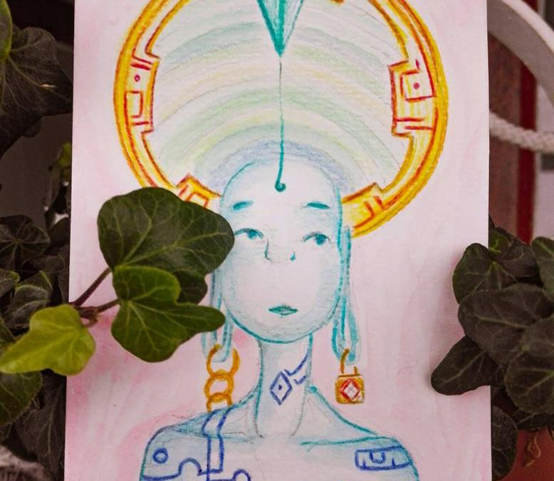 atlas do ser desenho espiritual