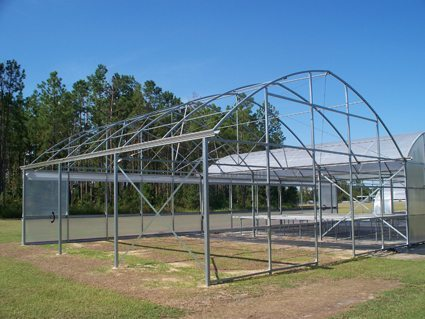 Commercial Ornamental Greenhouses Atlas Manufacturing Inc