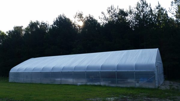 30' x 72' Budget Plus High Tunnel Package