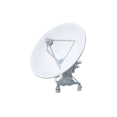satellite ground antenna