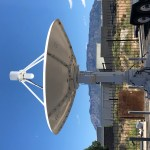 New Mexico 3.6m antenna