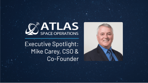 Mike Carey, ATLAS Co-Founder & Chief Strategy Officer