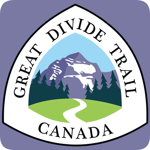 App icon for the Great Divide Trail.