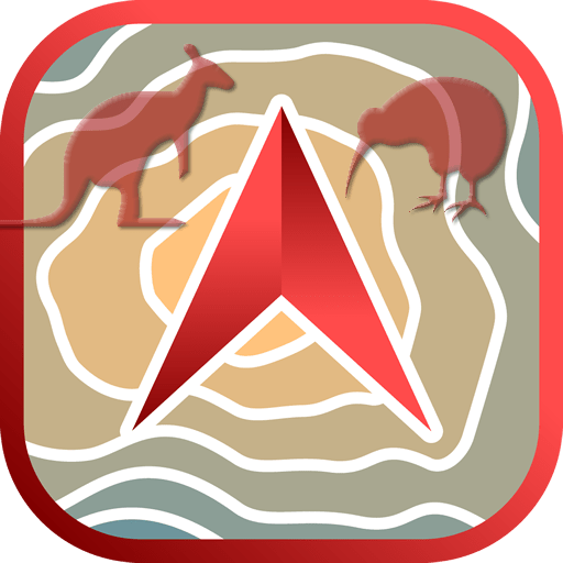 App icon for the Australia and New Zealand Hiker on Android