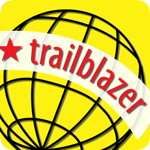 App icon for the Trailblazer App on Android
