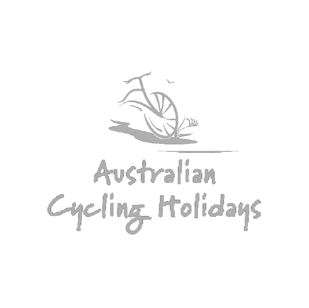 Logo for Australian Cycling Holidays