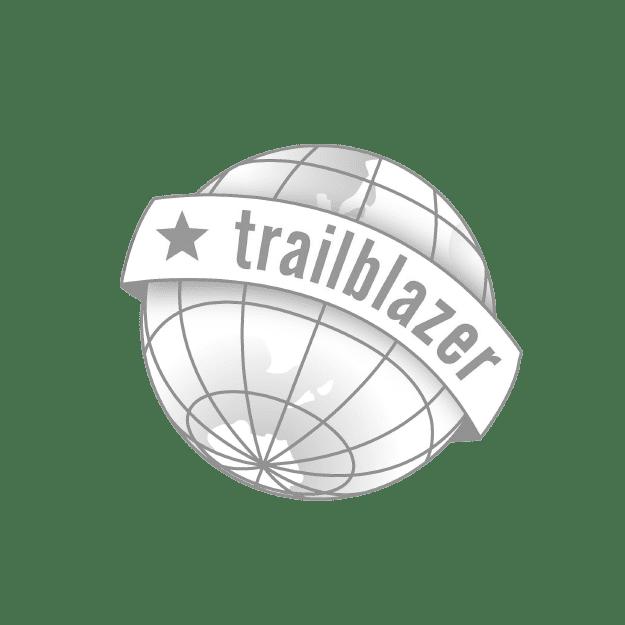 Logo for Trailblazer British Walking Guides