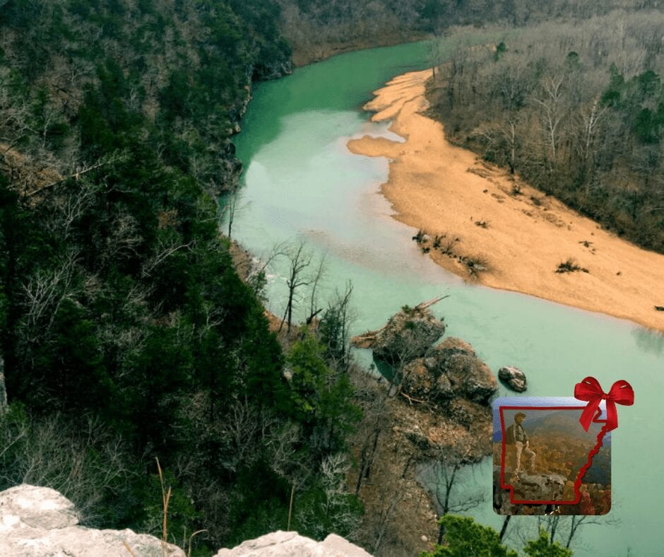 Guthook Guides Arkansas Hiker