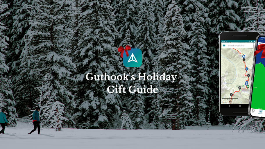 Guthook's Holiday Gift Guide
