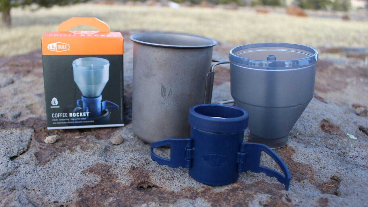 GSI Outdoors Coffee Rocket Maker