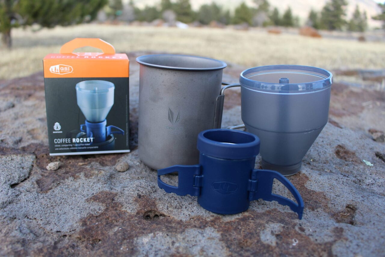 GSI Outdoors Coffee Rocket Maker