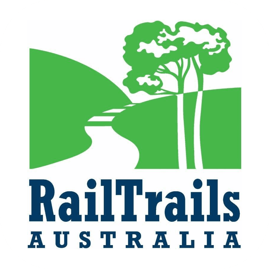 Australia Rail Trails App Icon