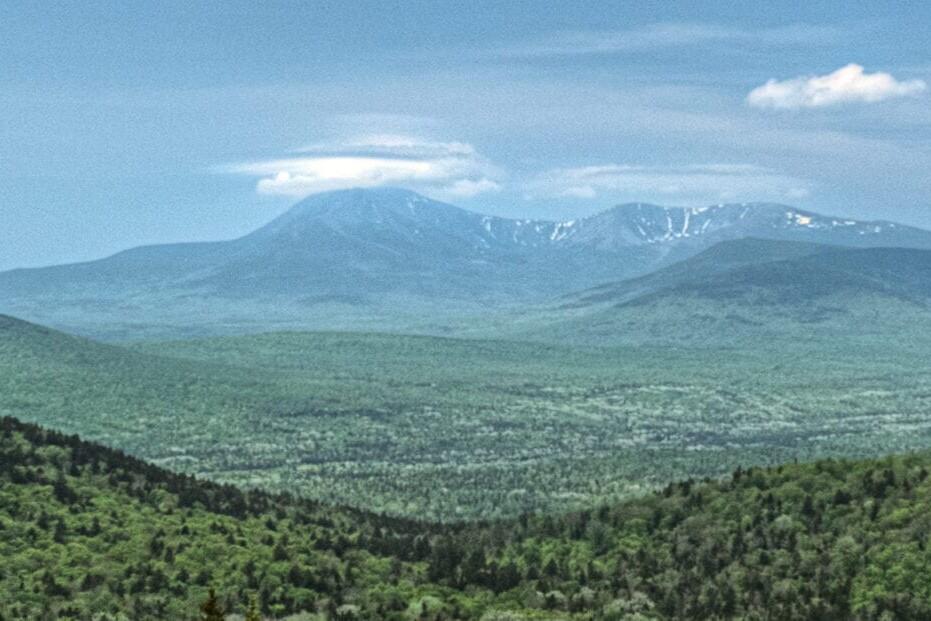 A view on the International Appalachian Trail