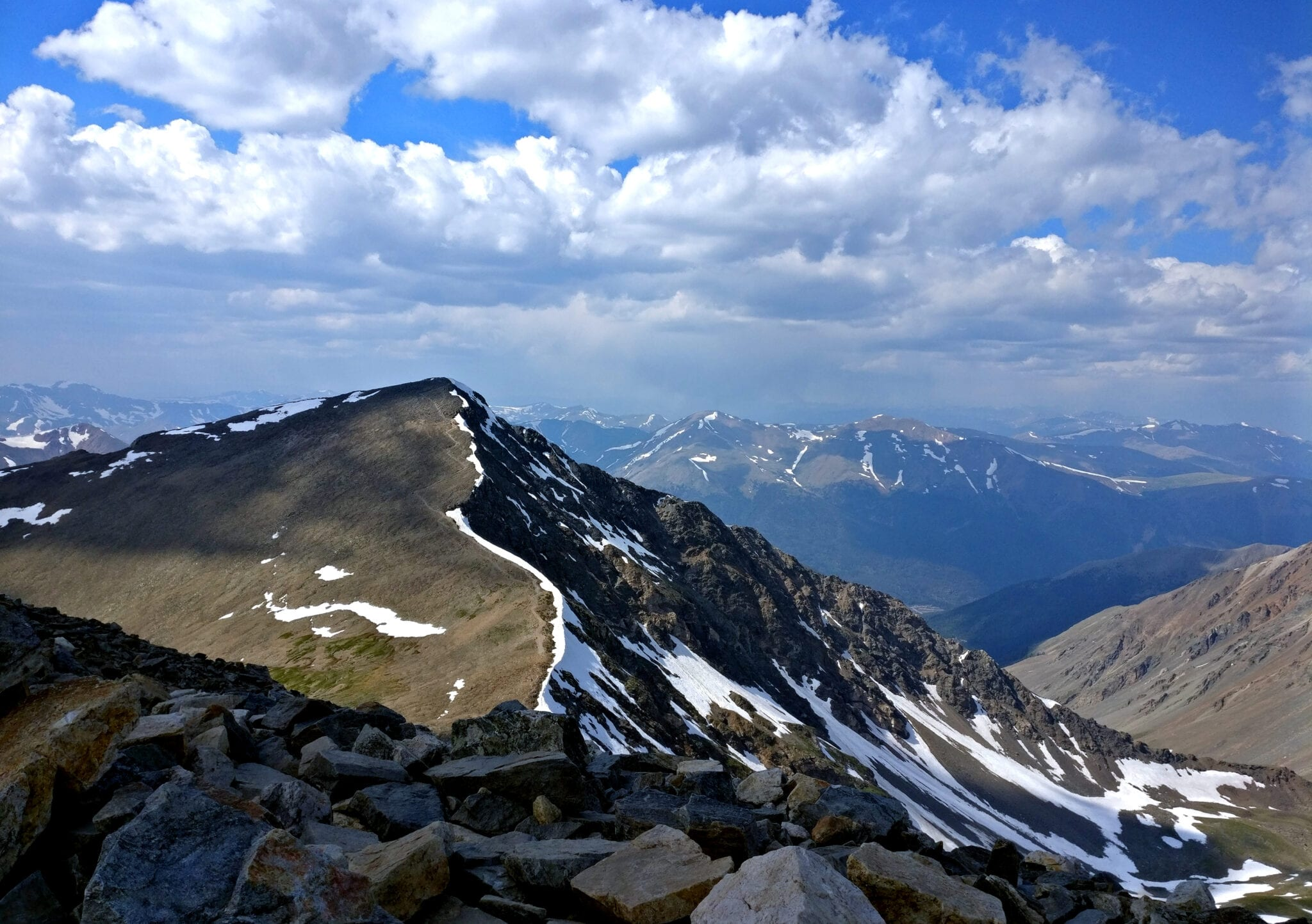 Grays Peak, Colorado