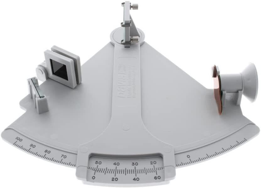 plastic sextant