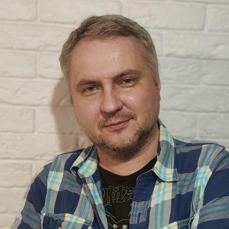 Portrait of Alex Gavrikov