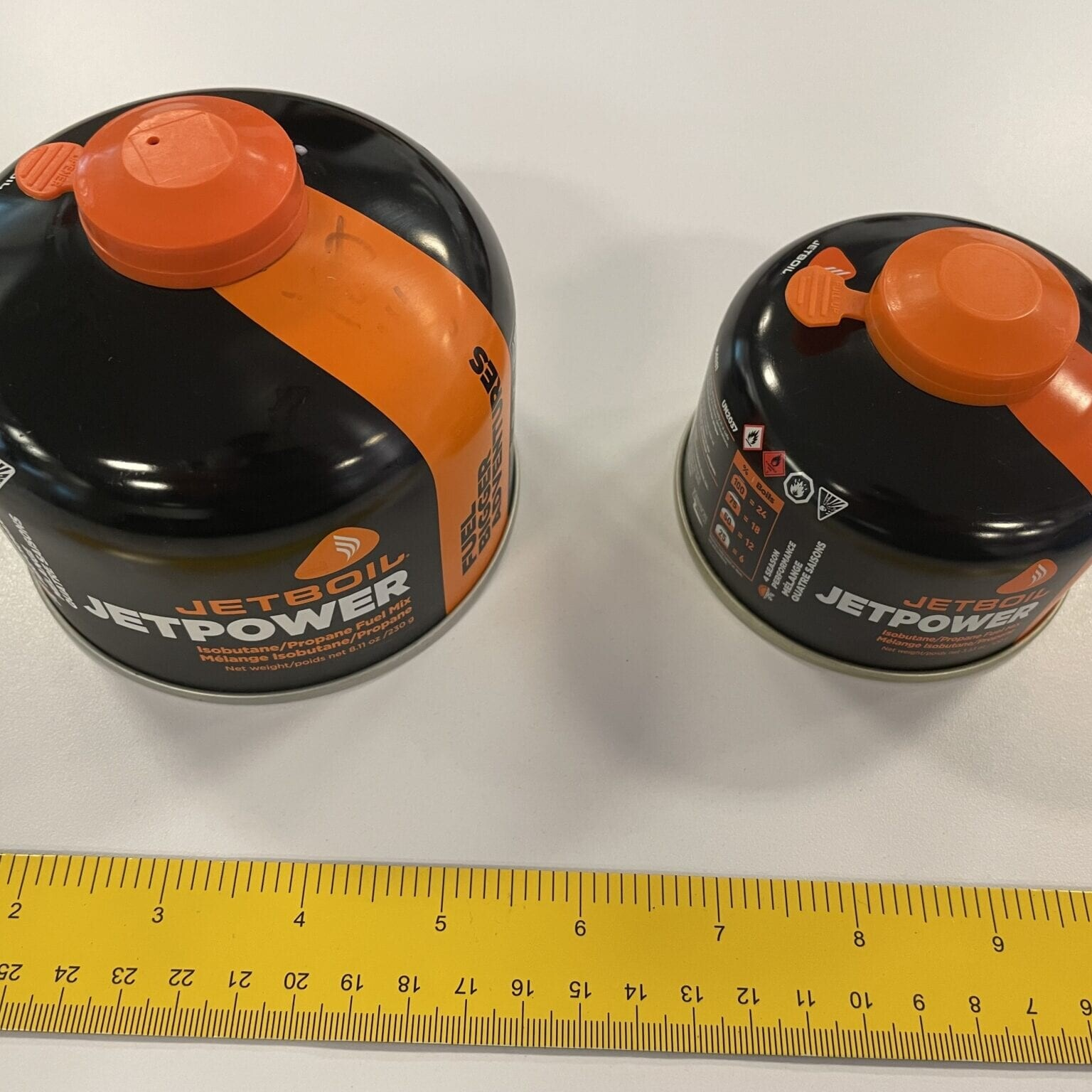 jet boil fuel canisters