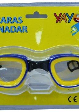lentes para nadar