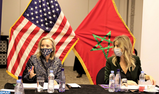 partenariat usa maroc