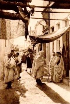 سوق الظلام قبل الترميم، العشرينيات