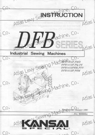 Kansai Special DFB Series (DFB1404 PMD, DFB1412P, PQ,PS