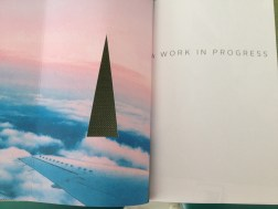 The inside front cover.