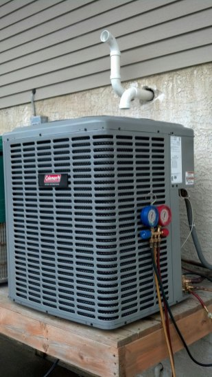 Residential Air Conditioning Compressor
