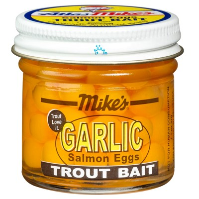 1038 Mike's Garlic Egg - Yellow