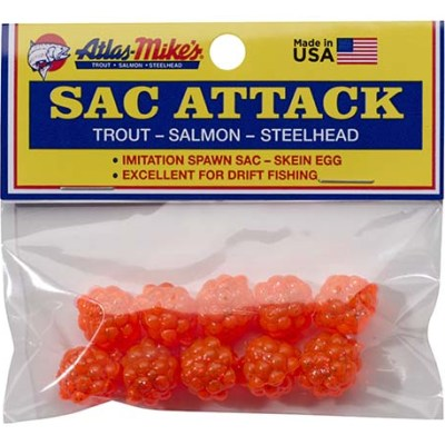 41023 Atlas-Mike's Sac Attack Orange