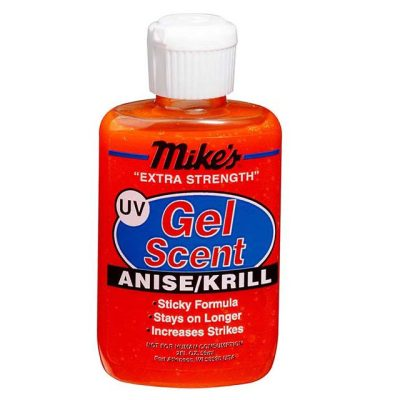 6341 Mike's UV Gel Scent - Anise/Krill