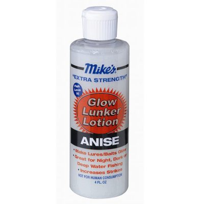 6403 Mike's Glow Lunker Lotion Anise