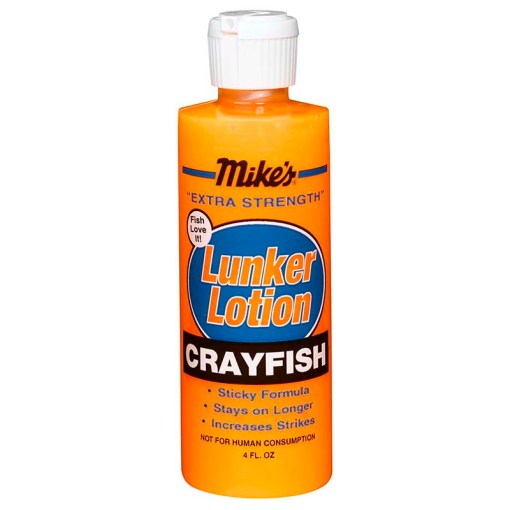 6509 Mike's Lunker Lotion - Crayfish