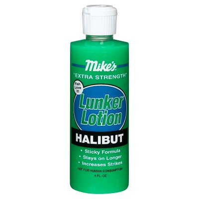 6520 Mike's Lunker Lotion - Halibut