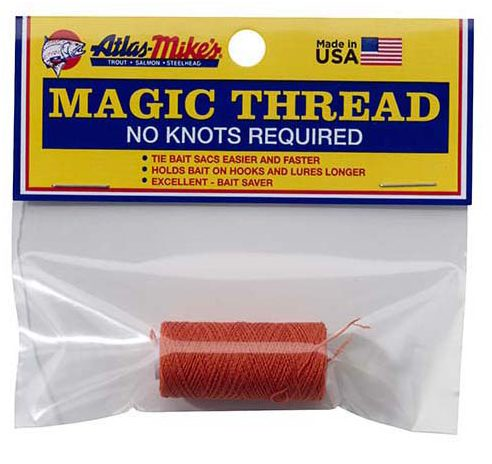 66013 Atlas Magic Thread, 1 Spool/Bag, Orange