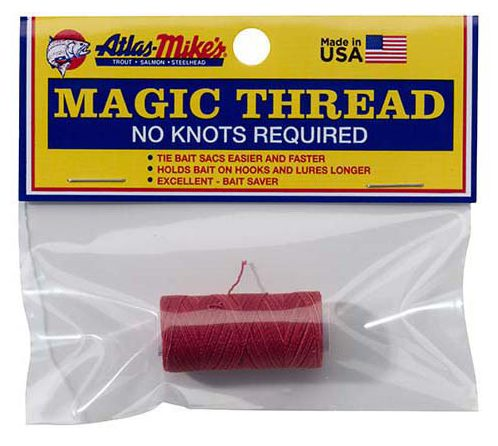 66016 Atlas Magic Thread (1 Spool/Bag) - Red