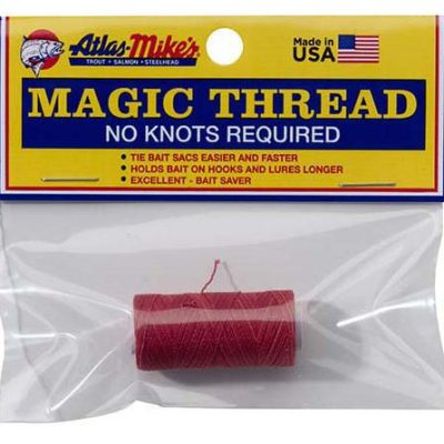 66016 Atlas Magic Thread (1 Spool/Bag) - Red