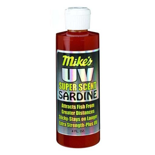 6602 Mike's UV Super Scent Sardine