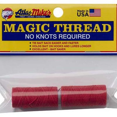66026 Atlas Magic Thread (2 Spools/Bag) - Red
