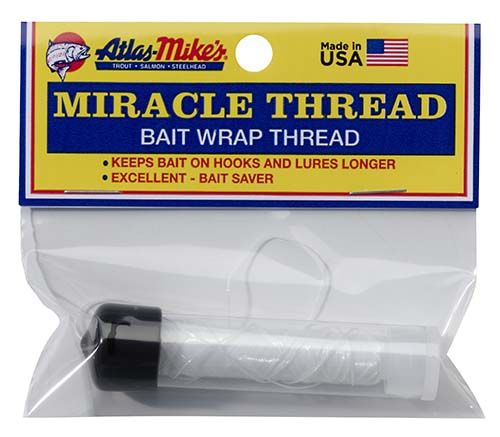 66830 Atlas Miracle Thread With Dispenser - Clear