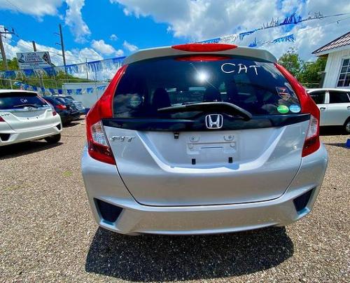 2015 Honda fit (GREY) full