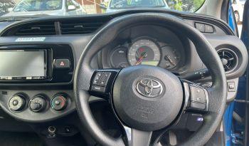 2017 Toyota Vitz full