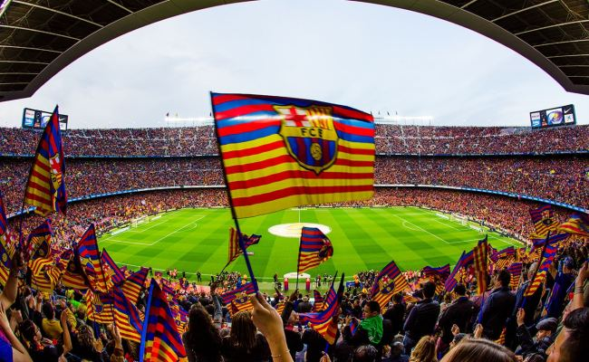 Fc Barcelona And The Rise Of The Fan Run Football Club