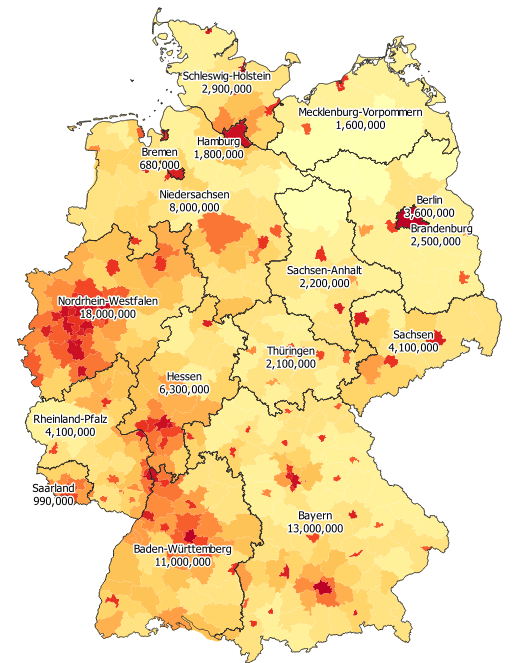 Canadian Provinces German Lander Atlas Pragmatica