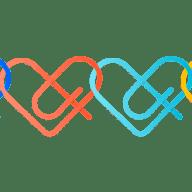 image of hearts linked together