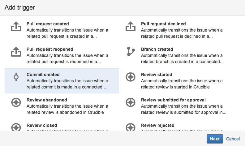 Add Workflow Triggers