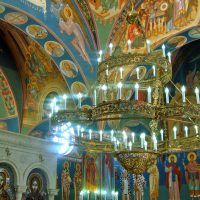 Inside The Greek Orthodox Church - Bethany