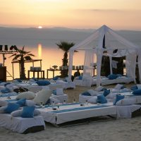 Dead Sea Beach Party